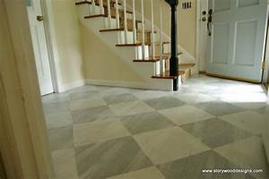 Using annie sloan chalk paint on floors driven by decor for Can i paint a concrete floor