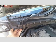 Mercedes Windshield Wiper Problem – MB Medic