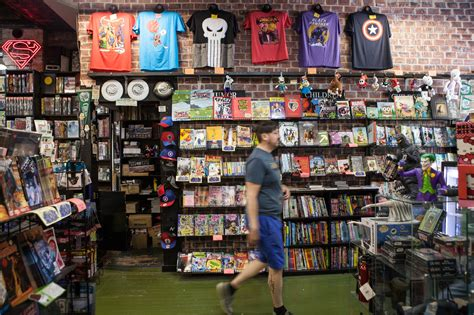 Chicago's Best Geek Stuff, Including Arcades And Comic Shops