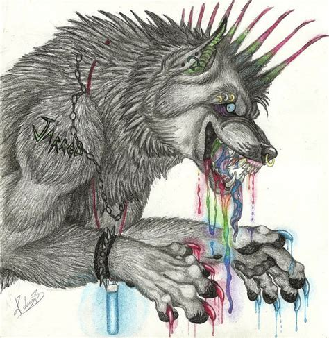 Trippy Animal Wallpaper - trippy wolf wallpapers wallpapersafari