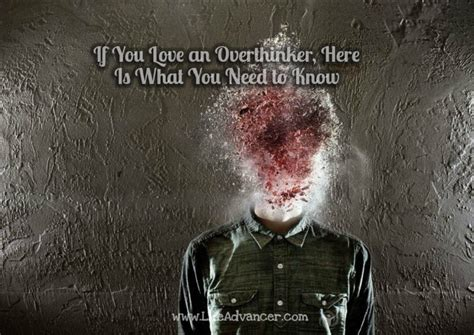 The Overthinker, And What Loved Ones Need To Know