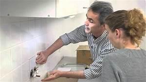 Changer Un Carreau De Carrelage : changer un carreau de carrelage youtube ~ Nature-et-papiers.com Idées de Décoration