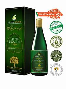 Liver Health Support  S4   U2013 Miracledrinks
