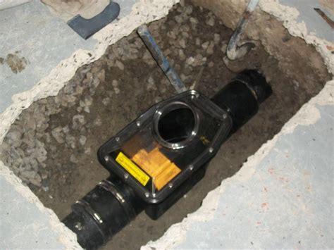 backwater valve installation toronto mississauga brampton
