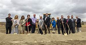Groundbreaking Ceremony Held For Vista Canyon Community In ...