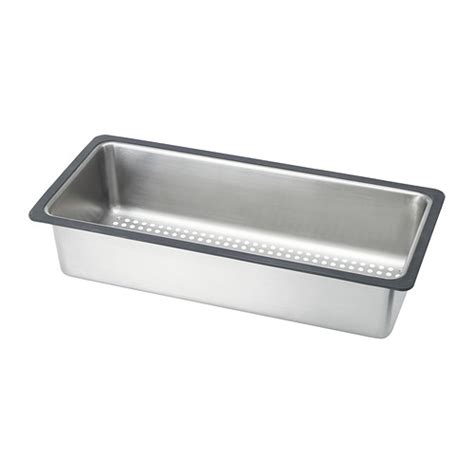 The Sink Colander Stainless Steel by Ikea Bredskar Colander Dish Rack Stainless Steel Sink