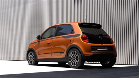 renault twingo renault twingo gt revealed new rwd super mini by r s