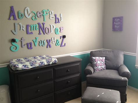entrancing design baby nursery ideas features white purple