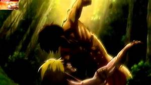 Attack of Titan [Shingeki no Kyojin] Eren vs [Annie ...