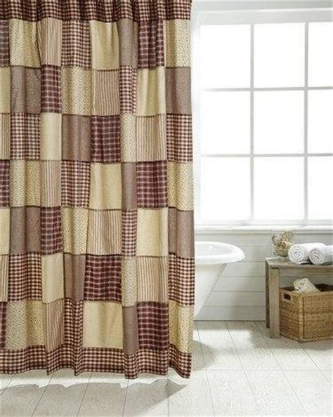 cheston shower curtain primitive star quilt shop