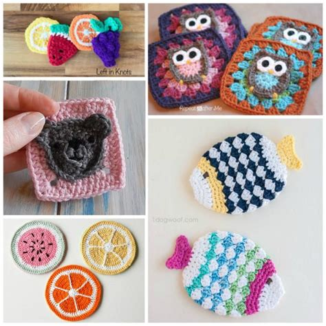 craft crochet ideas free crochet patterns 40 crochet tutorials and ideas 1471