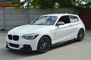 Bmw Série 1 Lounge : bmw 1 series f20 f21 m sport front lip car accessories ~ Gottalentnigeria.com Avis de Voitures
