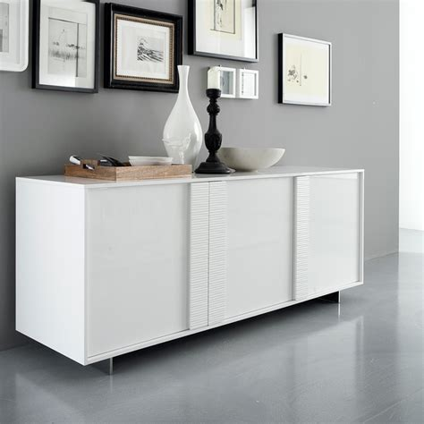 Amazing White Buffet Table — All Furniture  How To