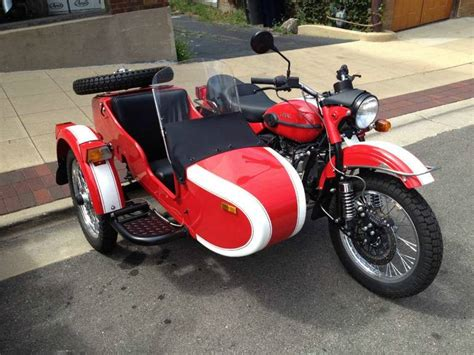 2014 Ural Patrol Motorcycle From Elgin, Il,today Sale