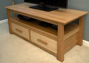 Cherry TV Stand - FineWoodworking