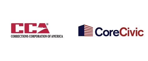 Brand New: New Name and Logo for CoreCivic