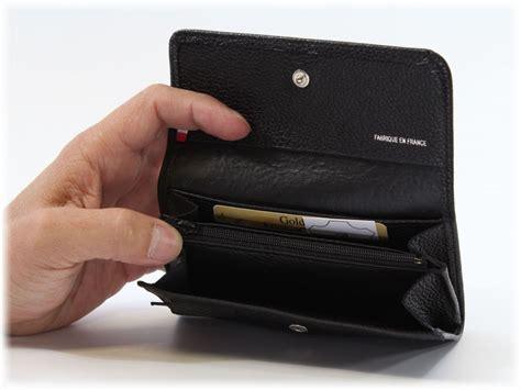 porte monnaie en cuir porte monnaie en cuir noir pour homme ou femme porte monnaie cuir 296