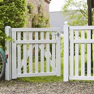 Gartenzaun Weiß Holz : gartenzaun holz country wei ~ Michelbontemps.com Haus und Dekorationen