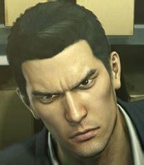 kazuma kiryu voice yakuza franchise   voice