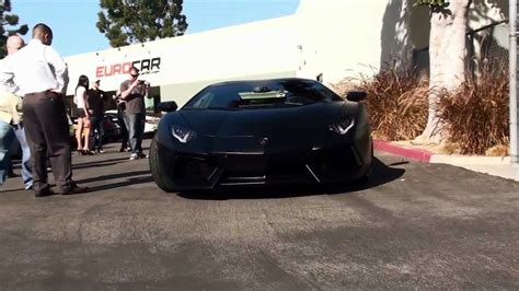 matte black batman lamborghini aventador youtube