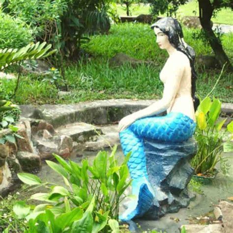 enchanting diy mermaid gardens   inspire
