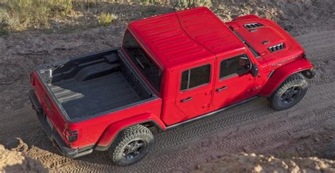 Gas Mileage For 2020 Jeep Gladiator by 2020 Jeep Gladiator Price Specs Mpg Diesel 2020