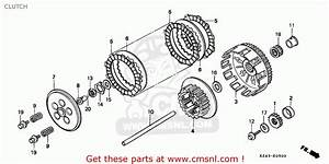Cr 125 Clutch Problem - Tech Help  Race Shop