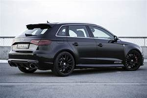 Audi Rs3 Noir : mtm pumps up audi rs3 with big power ~ Dallasstarsshop.com Idées de Décoration