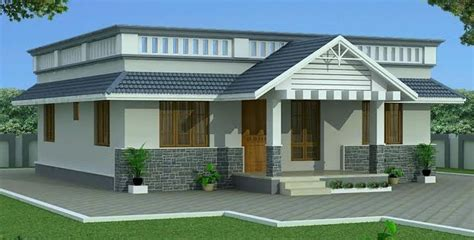 single floor kerala home design  sq ft