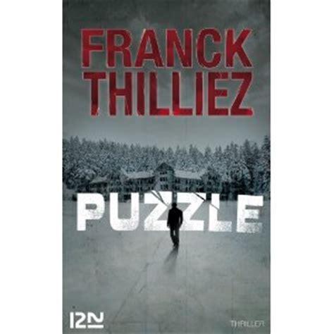franck thilliez la chambre des morts puzzle de franck thilliez