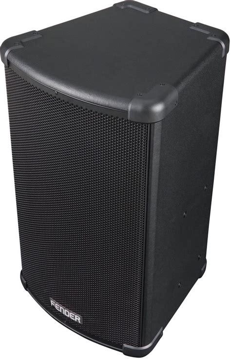 fender fighter  powered speaker  watts