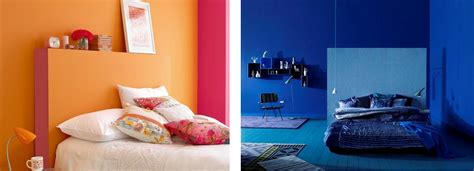 chambre froid chambre couleur chaude chambre couleur