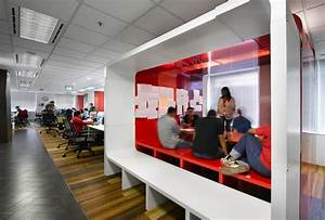 Creative offices ogilvy mather office by m moser for Offices ogilvy