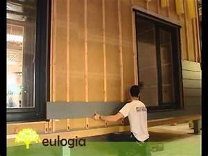 Eulogia, construction de maisons écologiques en bois YouTube