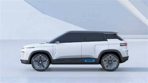 volvo xc based geely concept icon unveiled  auto china