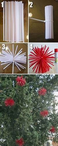 diy outdoor christmas decorations 20 Impossibly Creative DIY Outdoor Christmas Decorations ...