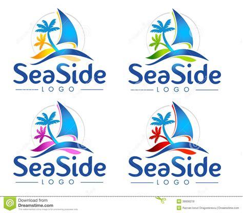 Sea Logo Stock Illustration Illustration Of Edges