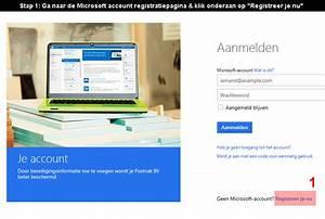 e mail aanmaken gratis hotmail
