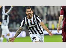 Juventus bid farewell to Boca Juniors bound Carlos Tevez's