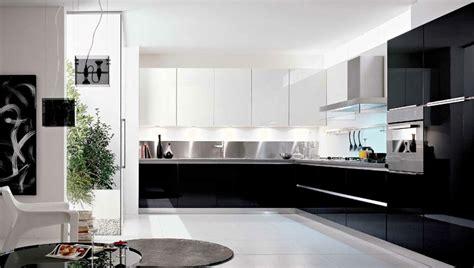 cuisine en noir et blanc cuisine noir et blanc top cuisine
