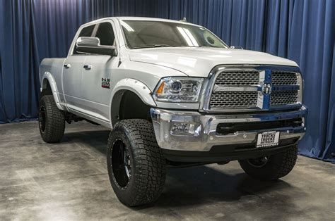 Dodge Ram Lifted by Used Lifted 2016 Dodge Ram 2500 Laramie 4x4 Diesel Truck