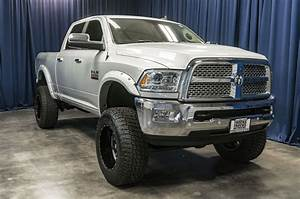 Used Lifted 2016 Dodge Ram 2500 Laramie 4x4 Diesel Truck For Sale