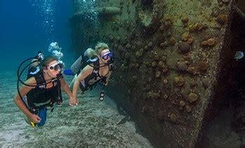 snorkelling scuba diving