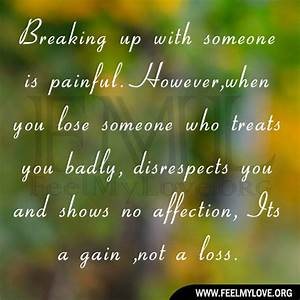 Breaking Up Wit... Upwith Quotes