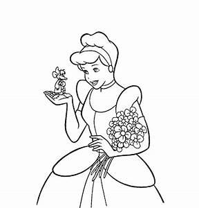 Dibujo De Cenicienta Para Imprimir Y Colorear Ideas Consejos