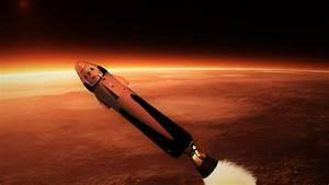 火星移住計画のイーロンマスク! (惑星間輸送システム構想) : スカイクラッドの観測所