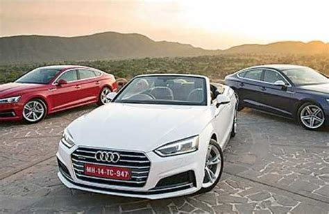 Audi Cars Become Dearer, Prices To Rise By Up To Rs 9 Lakh