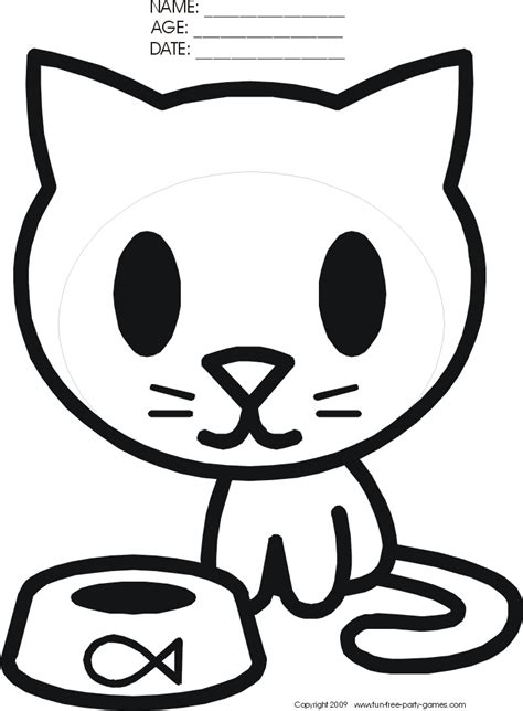 Pusheen The Cat Coloring Pages Coloring Pages