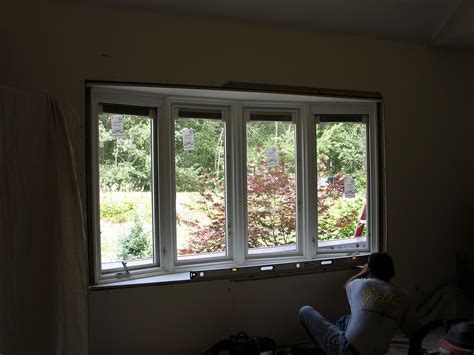 Saki's World  Pella Bow Window In Media Room Bow