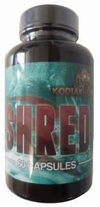 Shred Sarm Gw501516  Cardarine  90ct Kodiak Labs